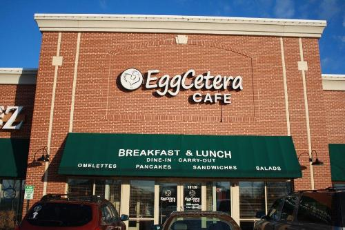 EggCetera Cafe - Exterior Views
